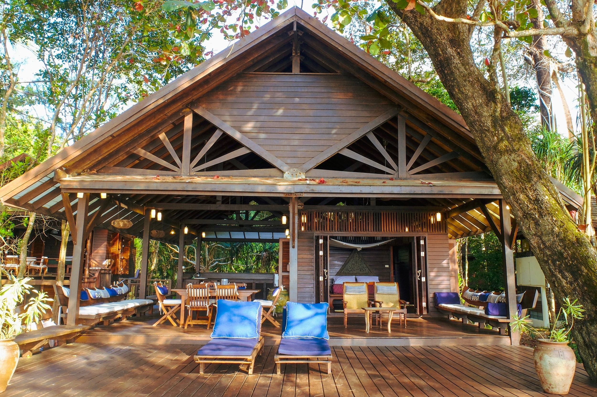 baan mangorn - sleeps 6 people, 6 mns to clubhouse
