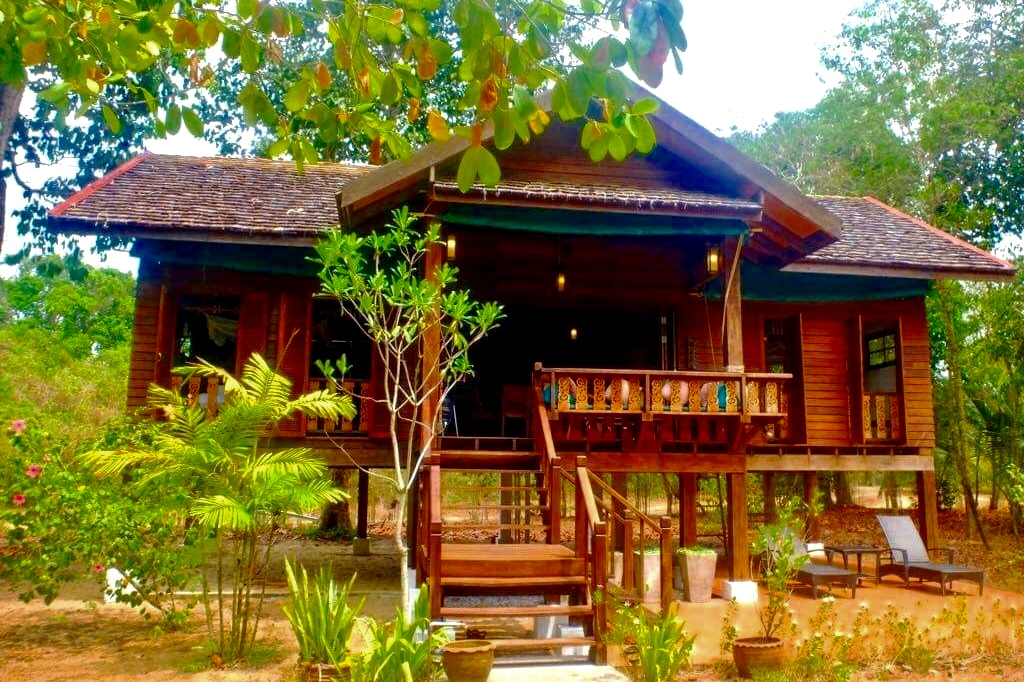 baan jaiyen - sleeps 5 people, 3 mns to clubhouse