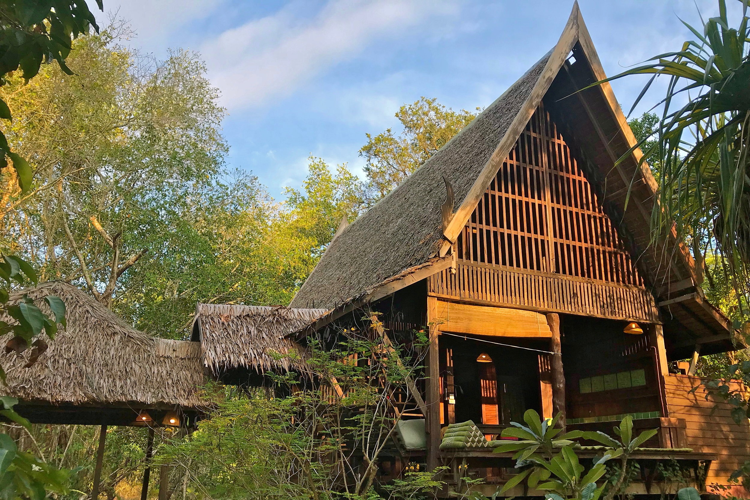 baan sabai jai - sleeps 4 people, 6 mns to clubhouse