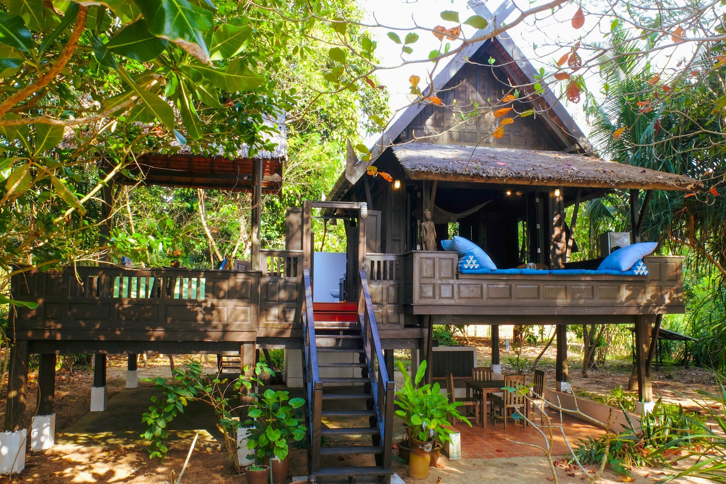 baan tao tanu - sleeps 2 people, 2 mns to clubhouse