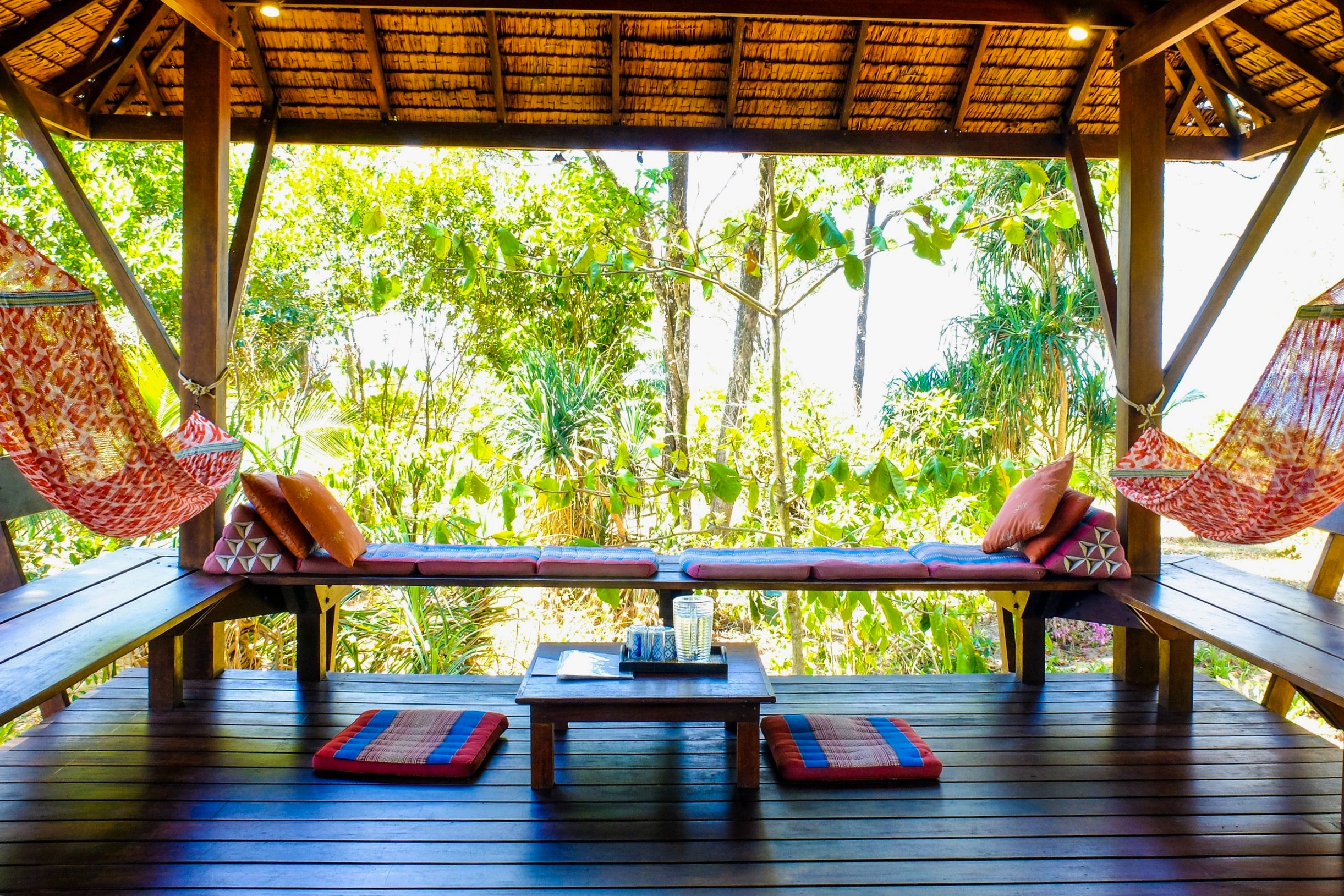 baan tarntawan - sleeps 2 people, 2 mns to clubhouse