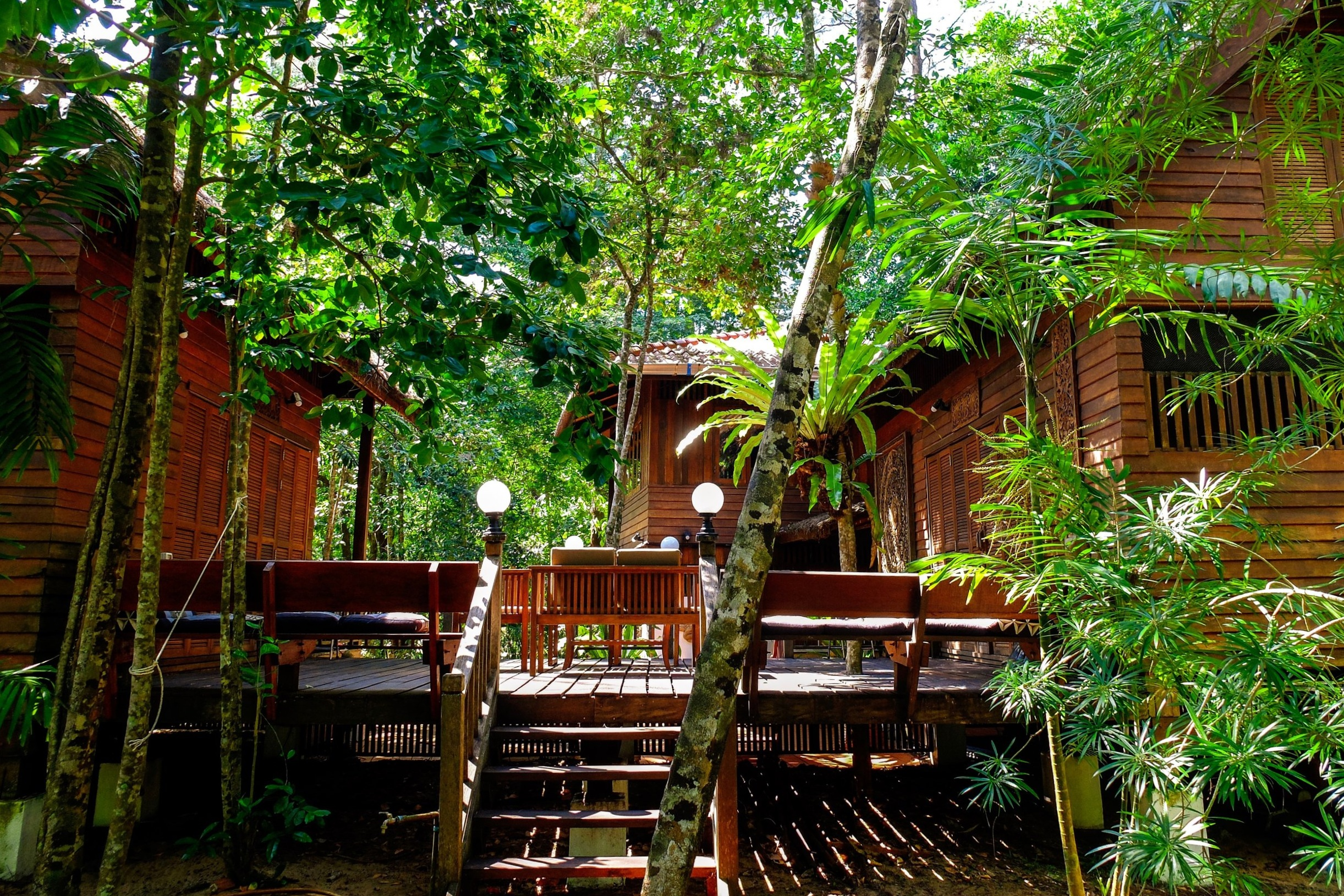 baan bontemps - sleeps 8 people, 8 mins to clubhouse