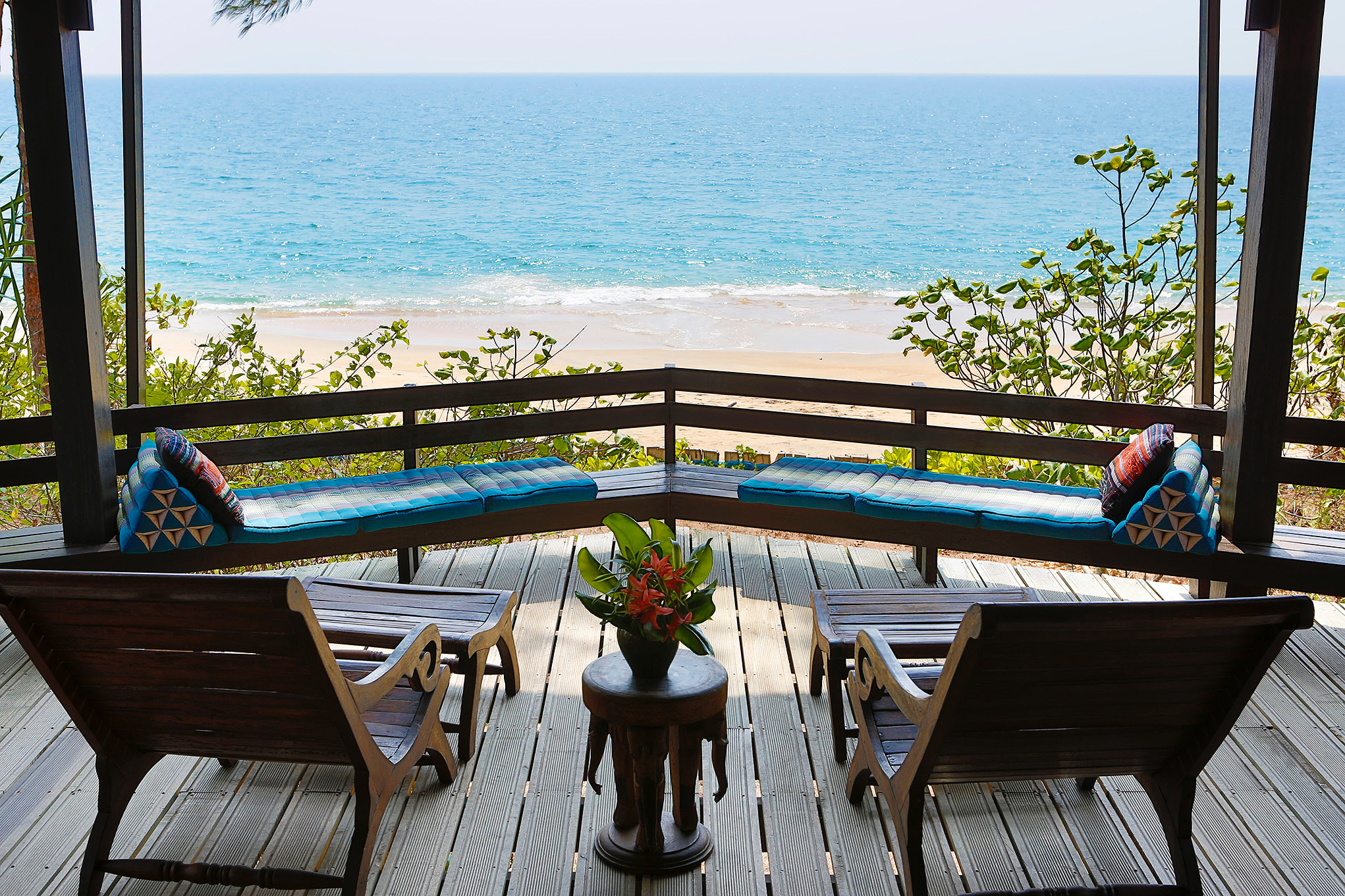 baan seablue I - sleeps 2 people, 3 mns to clubhouse