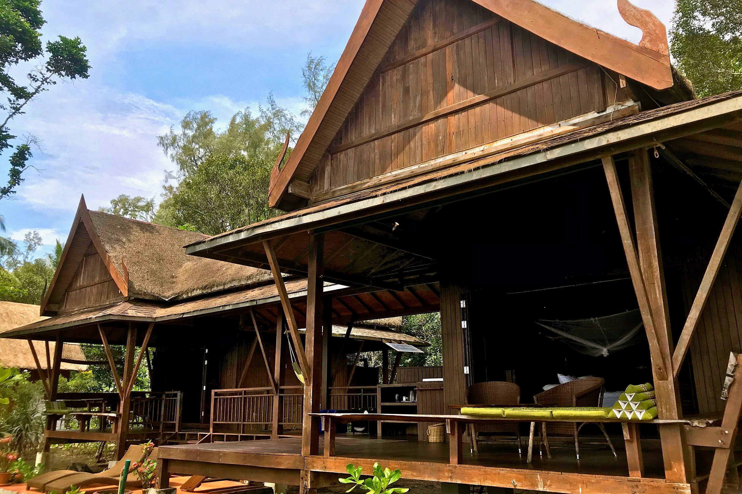 baan tonsai - sleeps 6 people, 8 mns to clubhouse