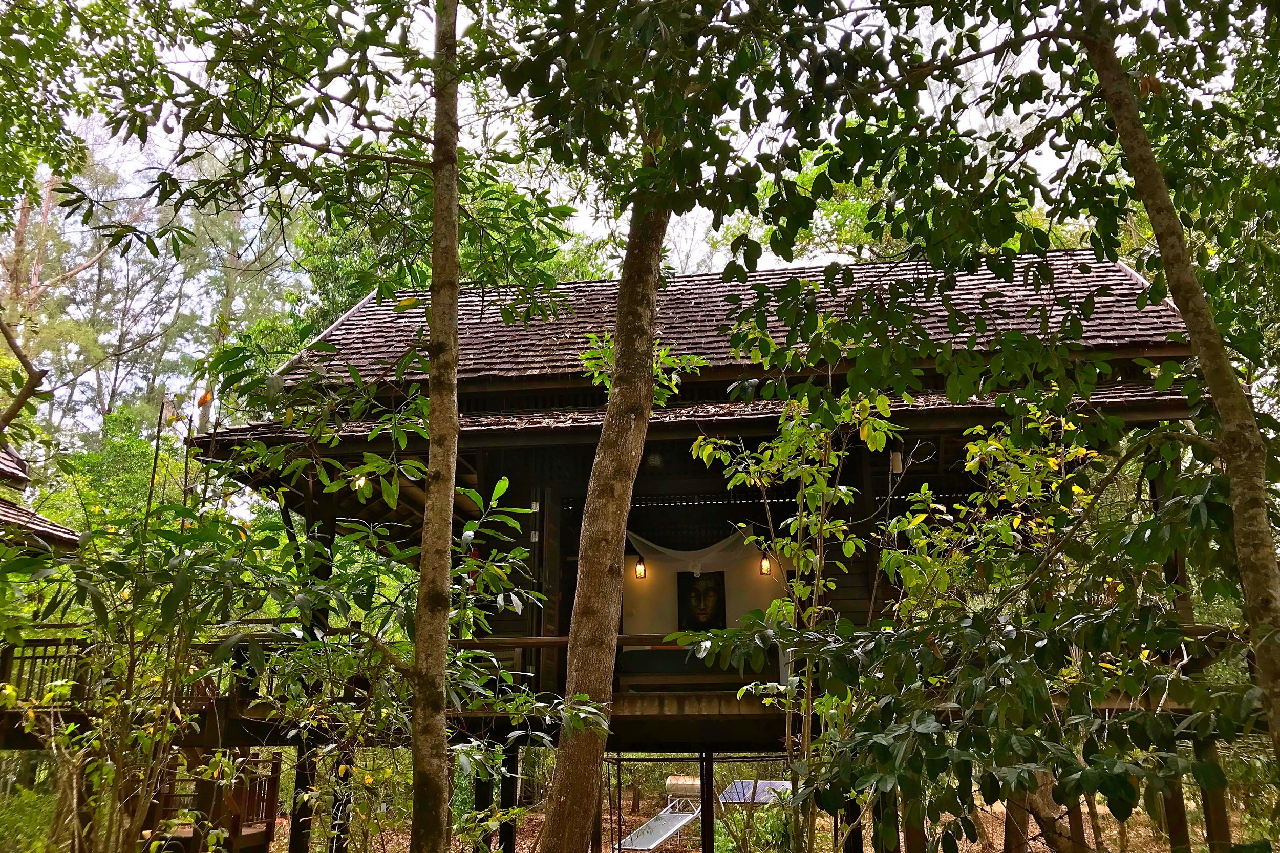 baan calao II - sleeps 2 people, 8 mns to clubhouse