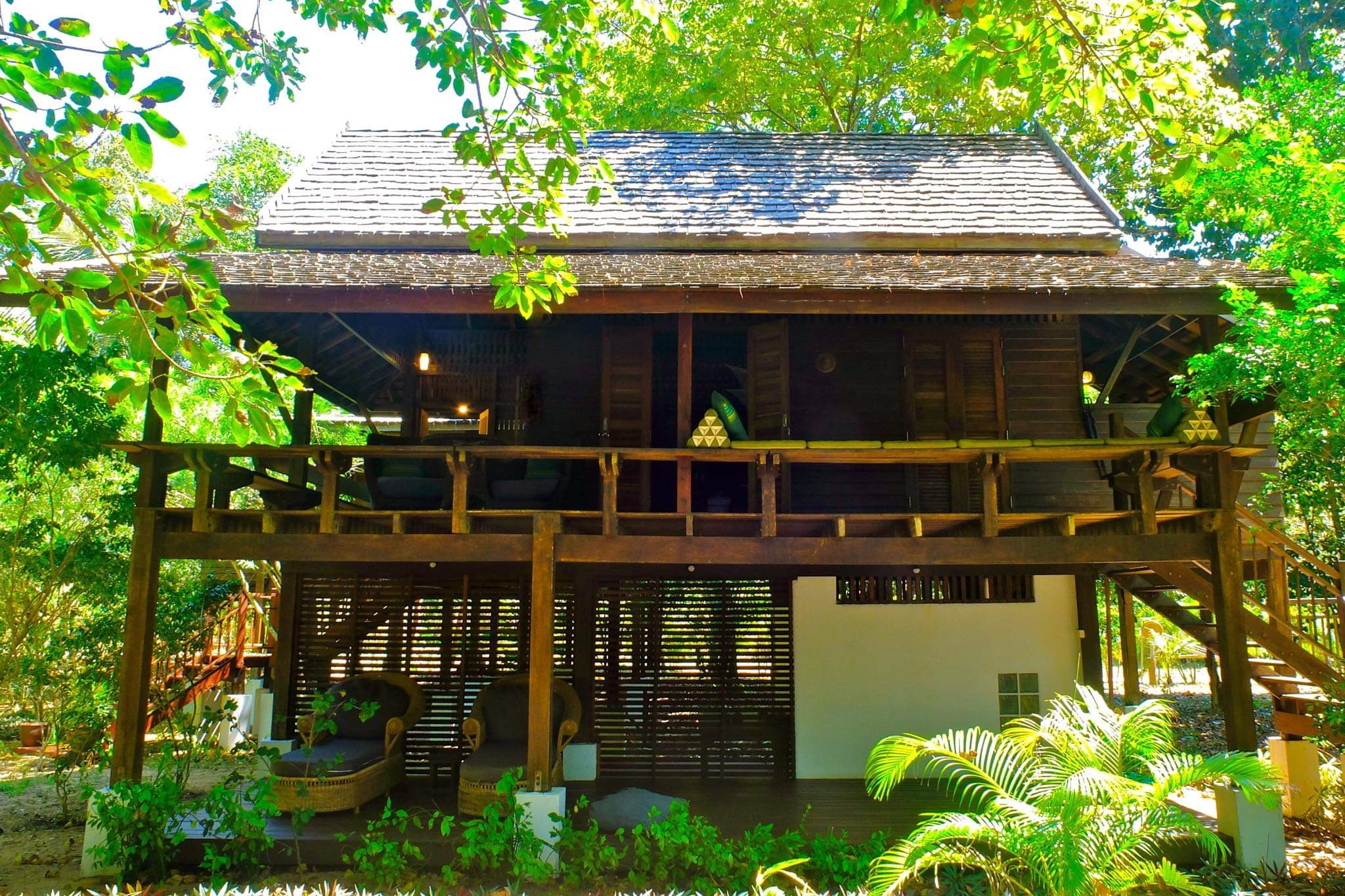 baan calao I - sleeps 2 people, 8 mns to clubhouse