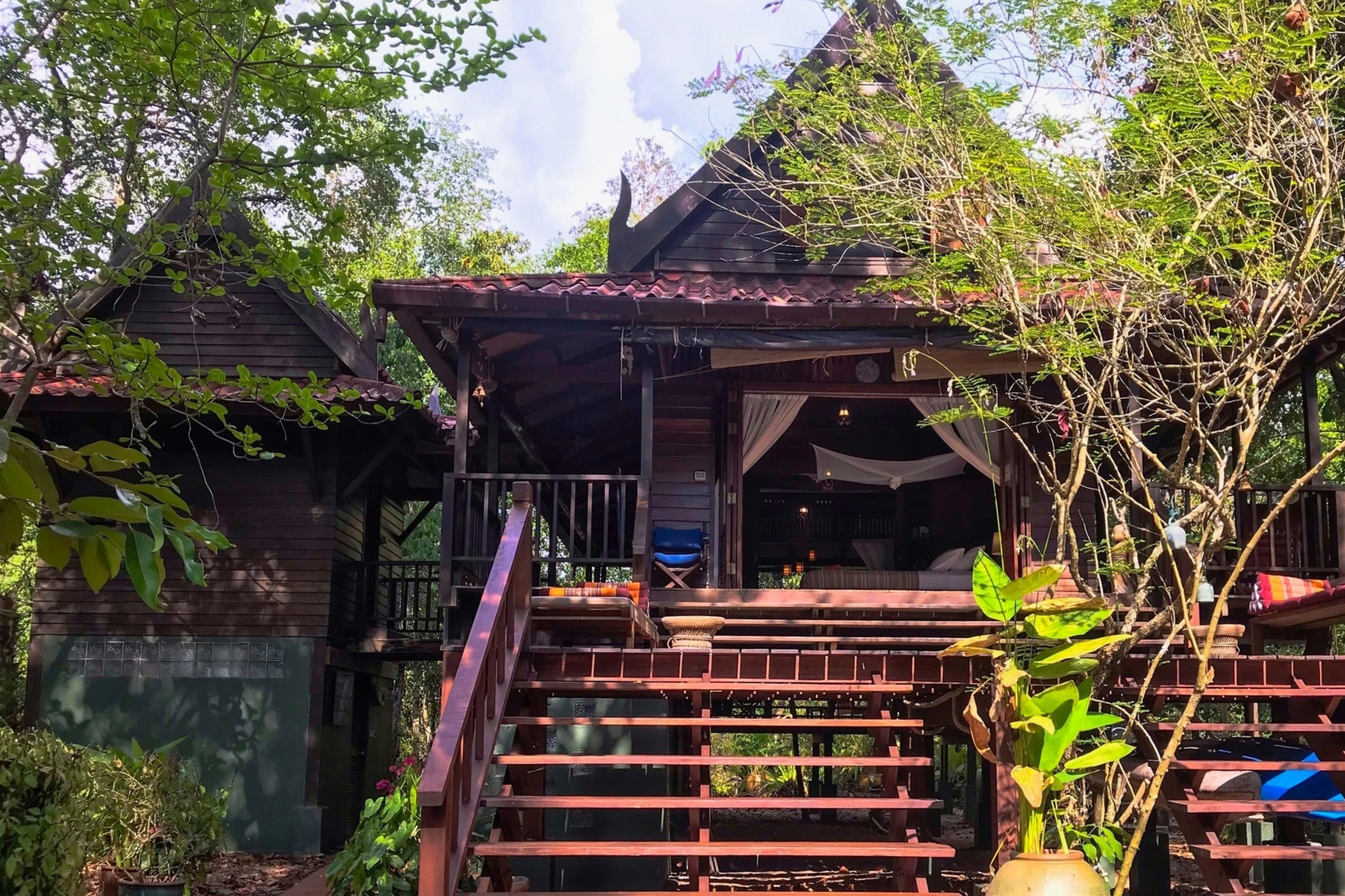 baan dee - sleeps 4 people, 5 mns to clubhouse
