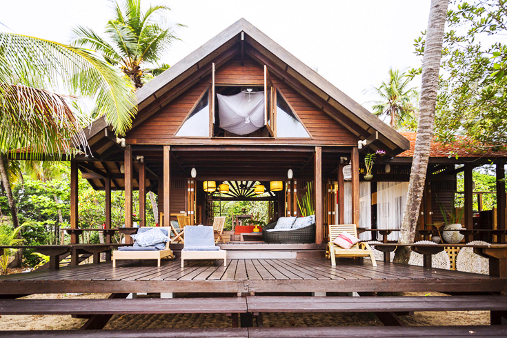 baan bougainvillea - sleeps 2 people, 9 mns to clubhouse