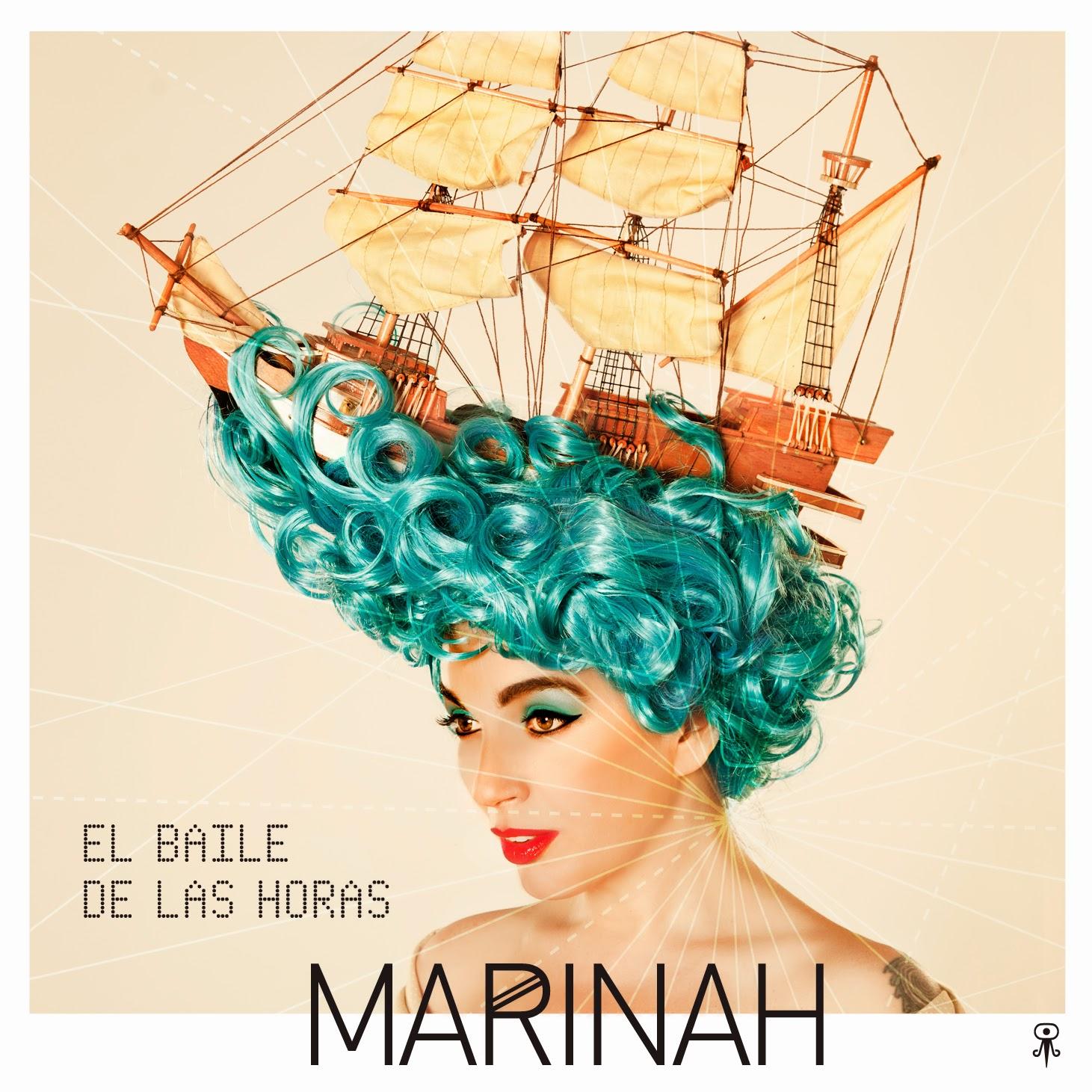 EL BAILE DE LAS HORAS · Marinah · 2013 ·.jpg