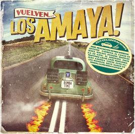 VUELVEN LOS AMAYA · Los Amaya · 2012.jpg