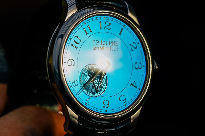 FPJourne-Chronometre-Bleu-dial
