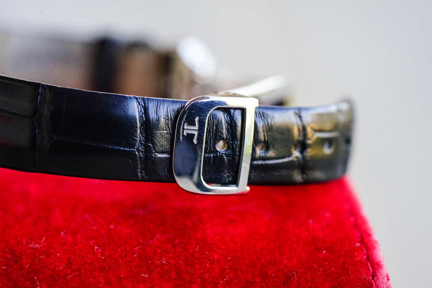 Jaeger-LeCoultre Rendez-Vous Night & Day Buckle Leather Deployant