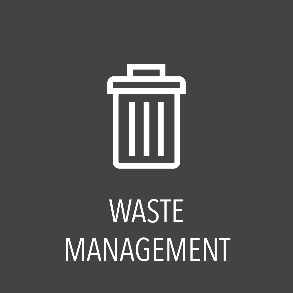Identify waste origins and make savings