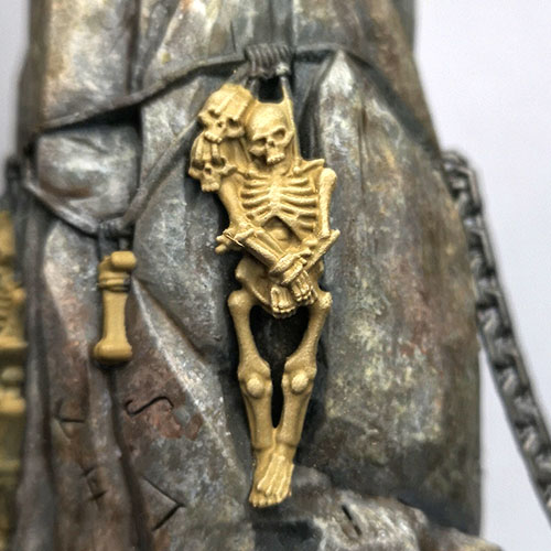 Painting Tutorial: Realistic Skeletons and Bone for Warhammer Age of Sigmar