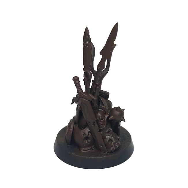 Warhammer Painting Tutorial - Rust & Weathering - Step 1