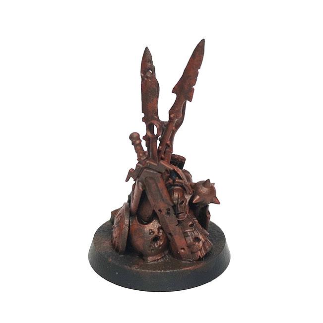 Warhammer Painting Tutorial - Rust & Weathering - Step 2