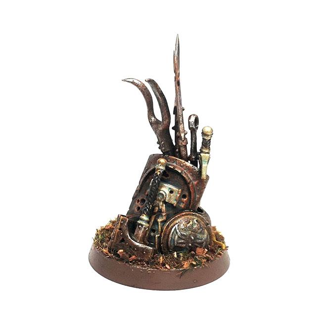 Warhammer Painting Tutorial - Rust & Weathering - Step 10