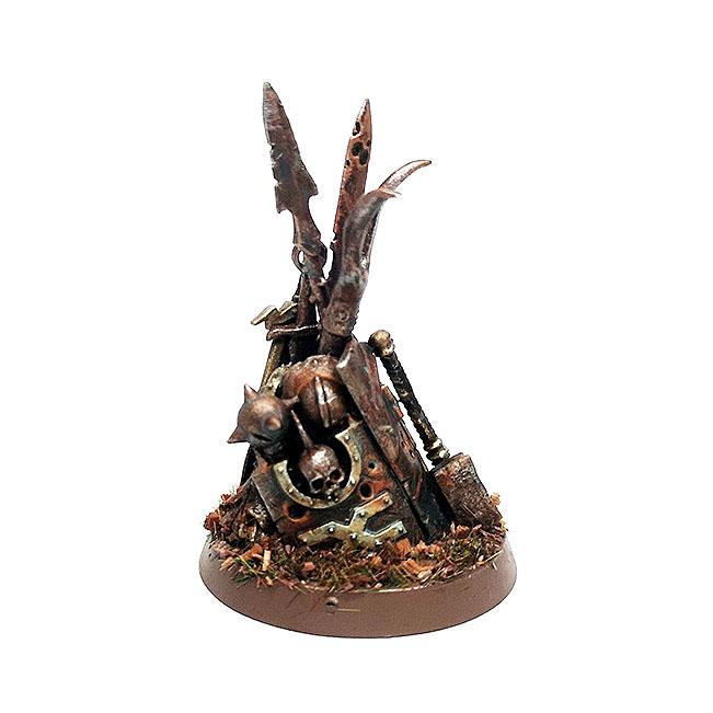 Warhammer Painting Tutorial - Rust & Weathering - Step 11