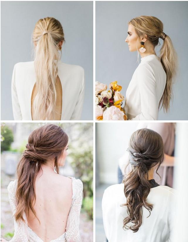 Kort / Mellomlangt hår  Det finnes mange måter å style kort hår på - rett eller bølgete. Nydelig uansett!