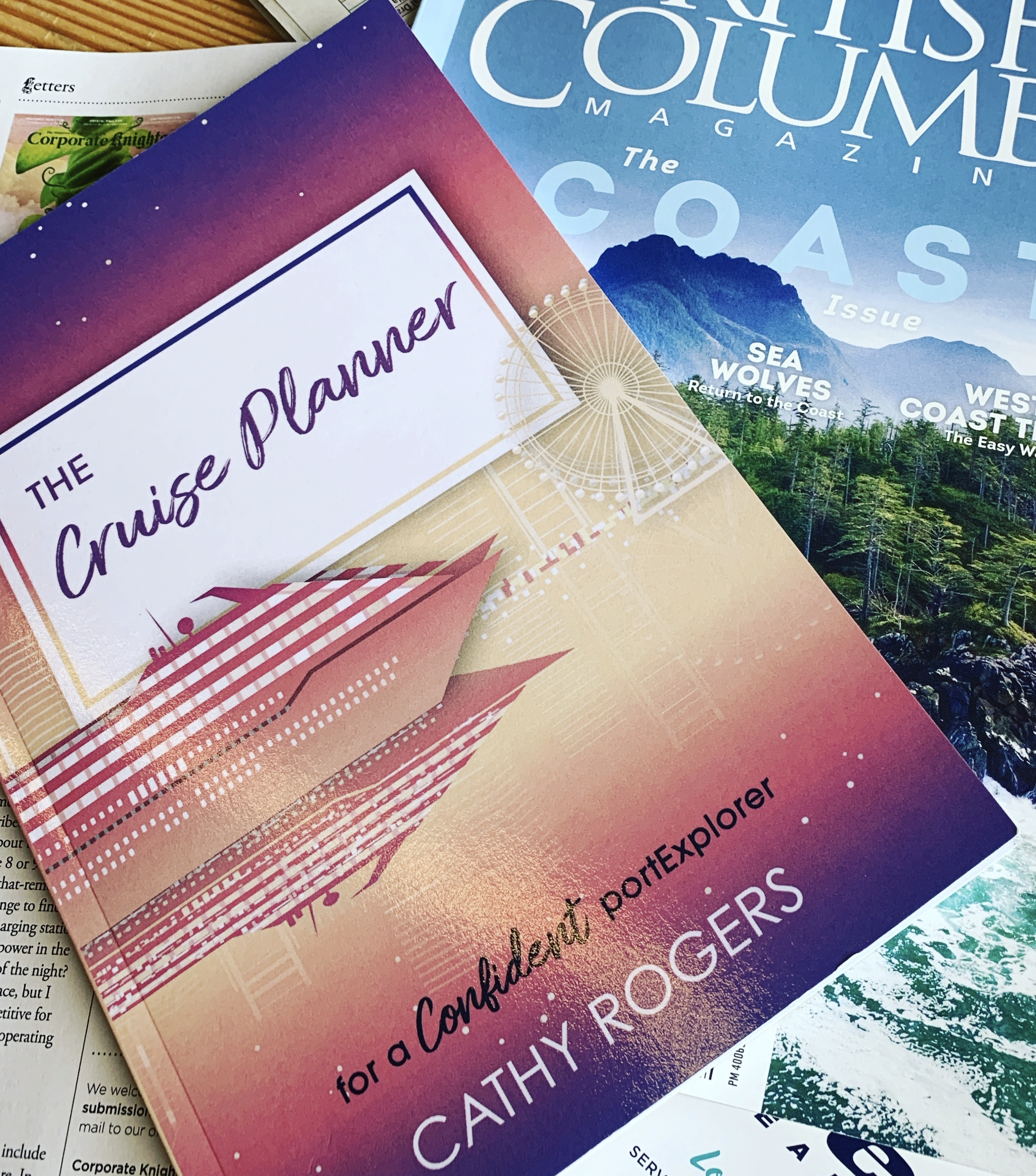 YOUR ESSENTIAL CRUISE PLANNER £8.99