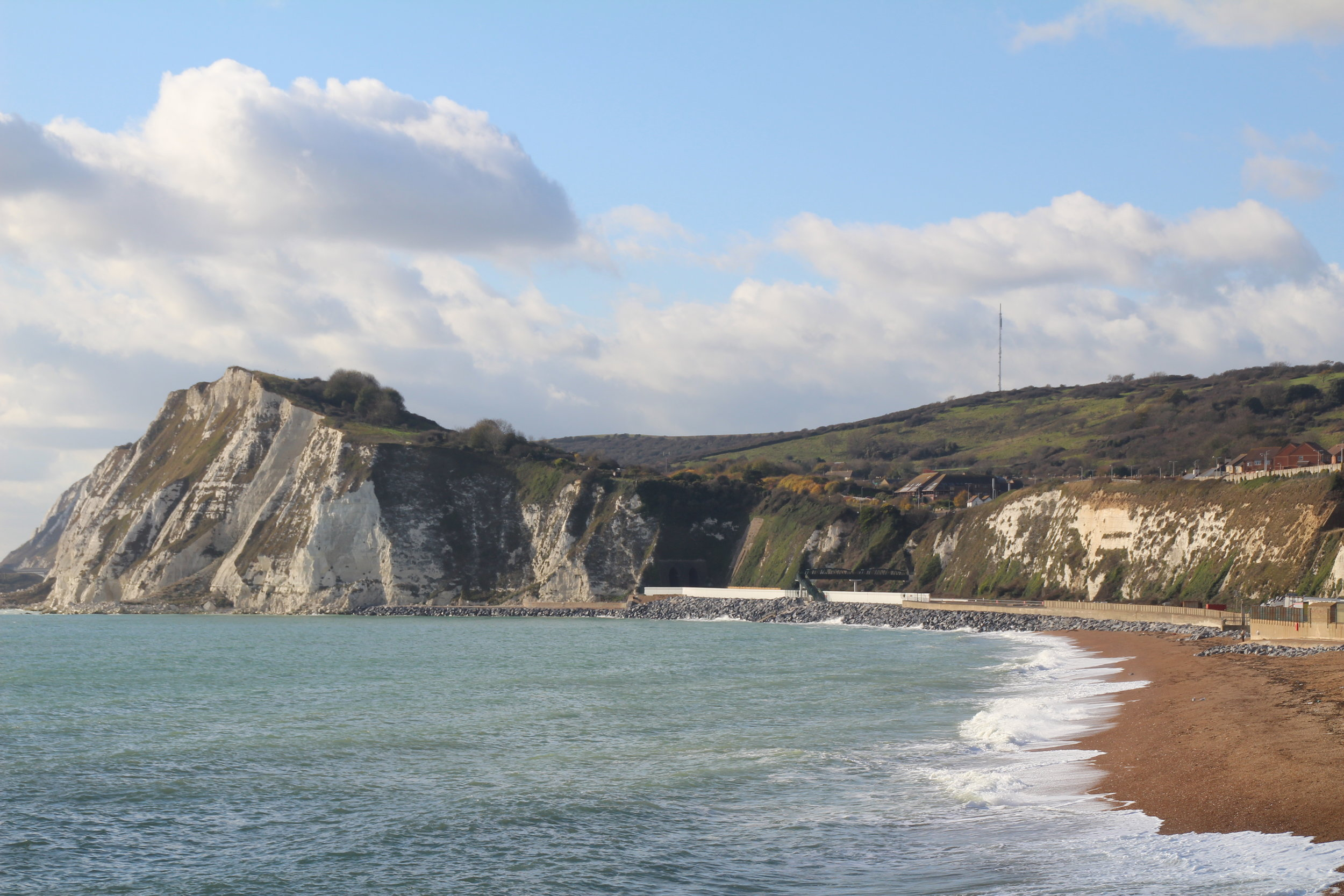 Shakespeares Cliff, Dover