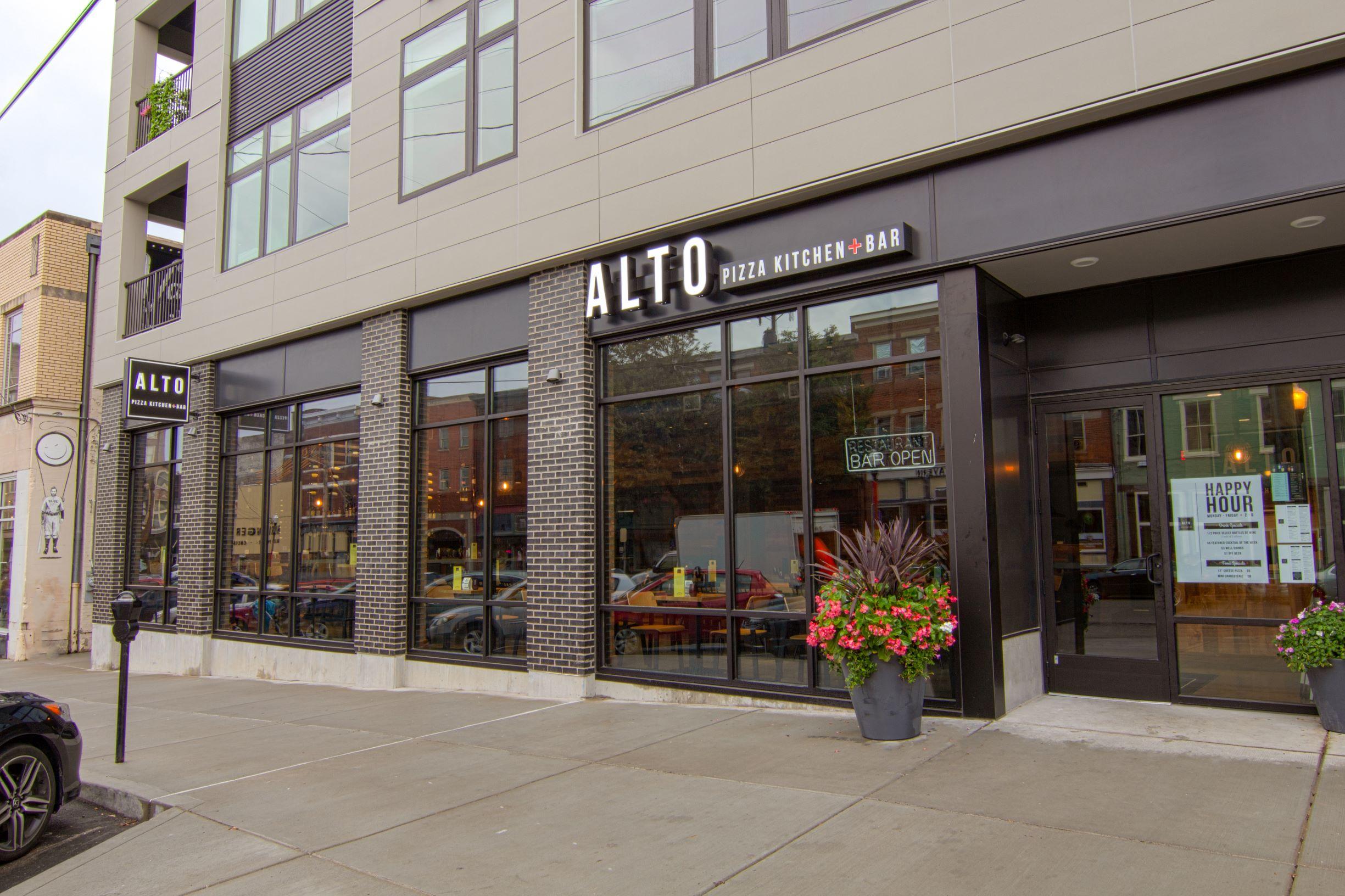 ALTO Pizza Kitchen + Bar