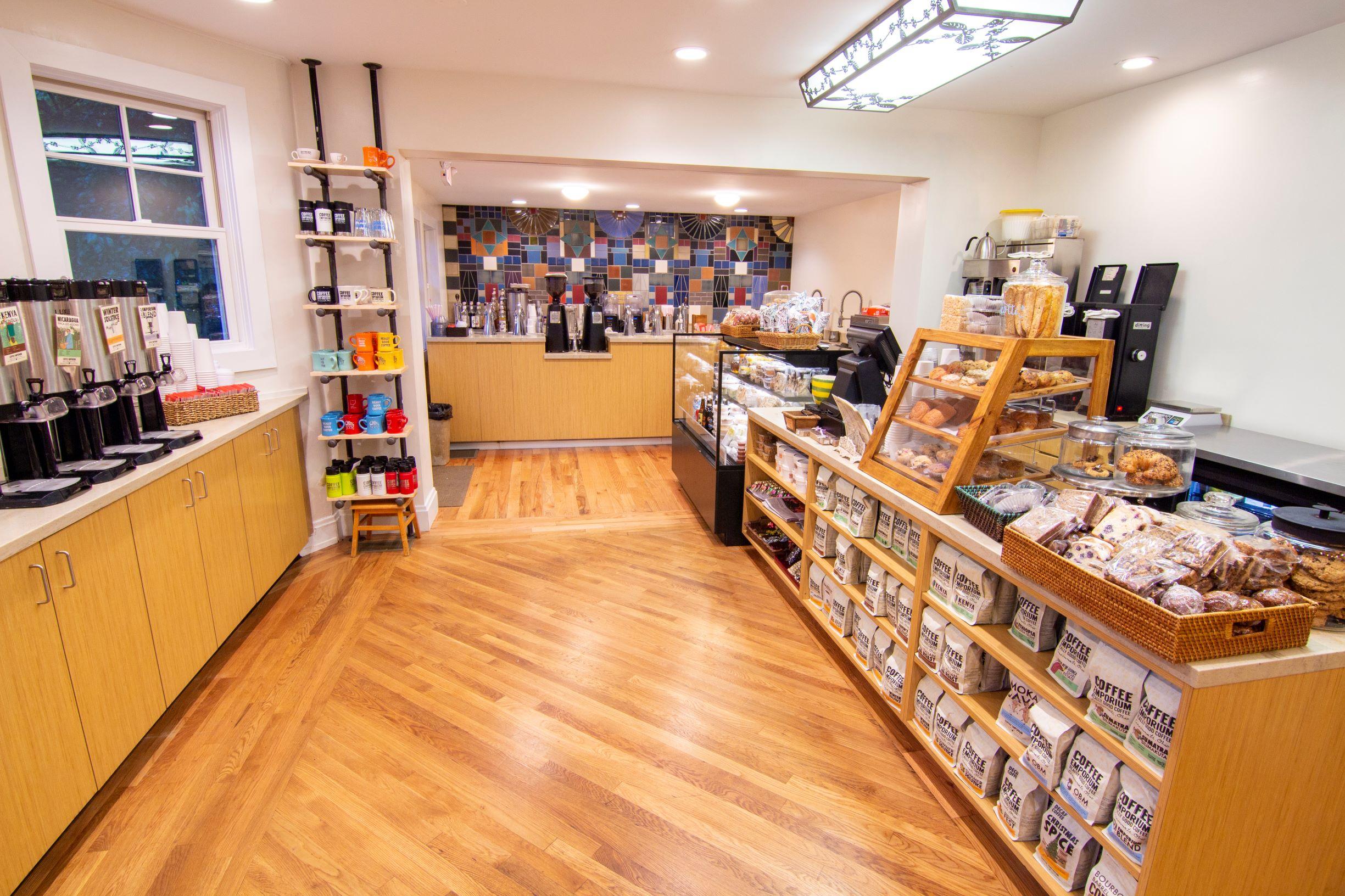 Interior Retail Space
