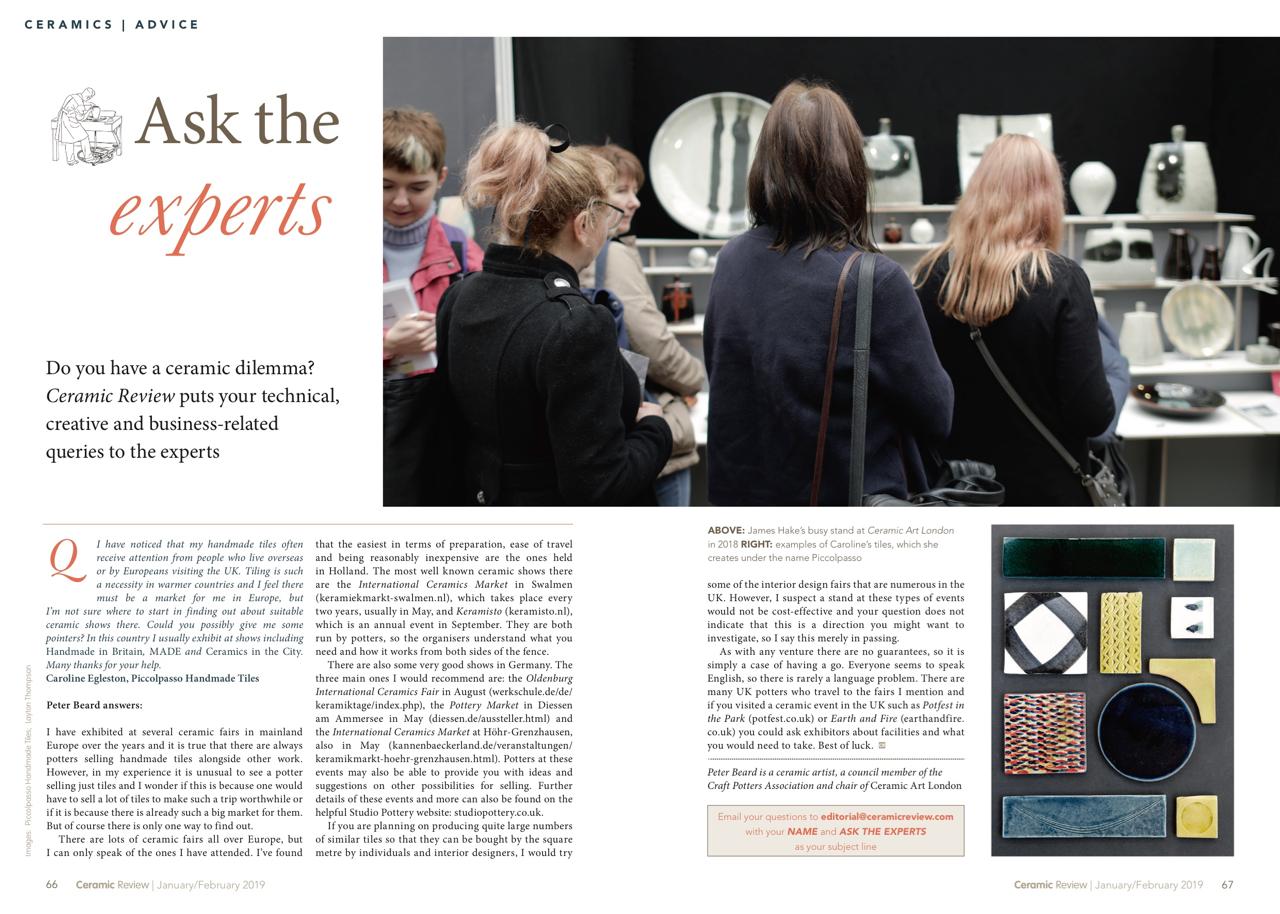 EXPERTS Ceramic Review 295 January February 2019.jpg