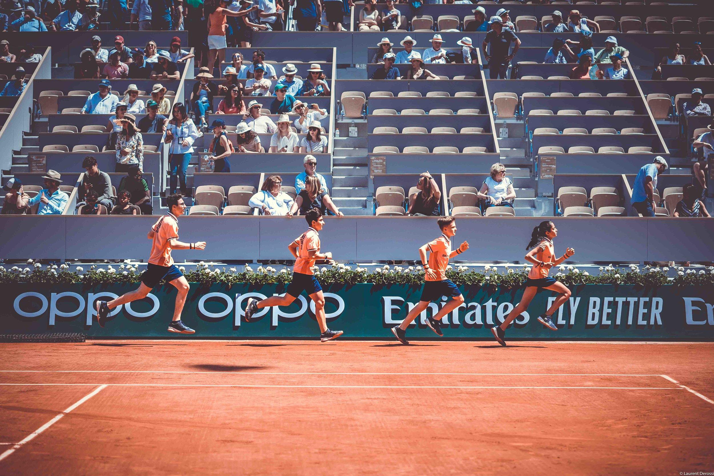 • Roland-Garros 2019 • -