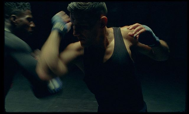 Still from the rushes of an ongoing project, a mini-portrait film of MMA fighter Damir Hadzovic, directed by Benjamin Hesselholdt, shot on 16mm 🎥  #shoton16mm #kodakvision3 #500t #arrisr3 #zeissultraprime #cinematography #shotonfilm #kodakfilm #filmisnotdead #analog #movie #ishootfilm #believeinfilm #filmcommunity #analogue #filmfeed #buyfilmnotmegapixels #shootfilm #16mmfilm #filmmaking #keepfilmalive #films #filmmaker #kodak #mma #ufc #damirhadzovic @benjamin_hesselholdt @hadzo @kodak_shootfilm