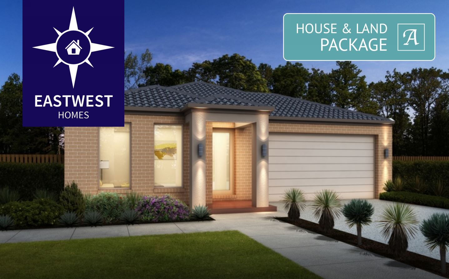 EASTWEST HOMES - THE THOMPSON 18