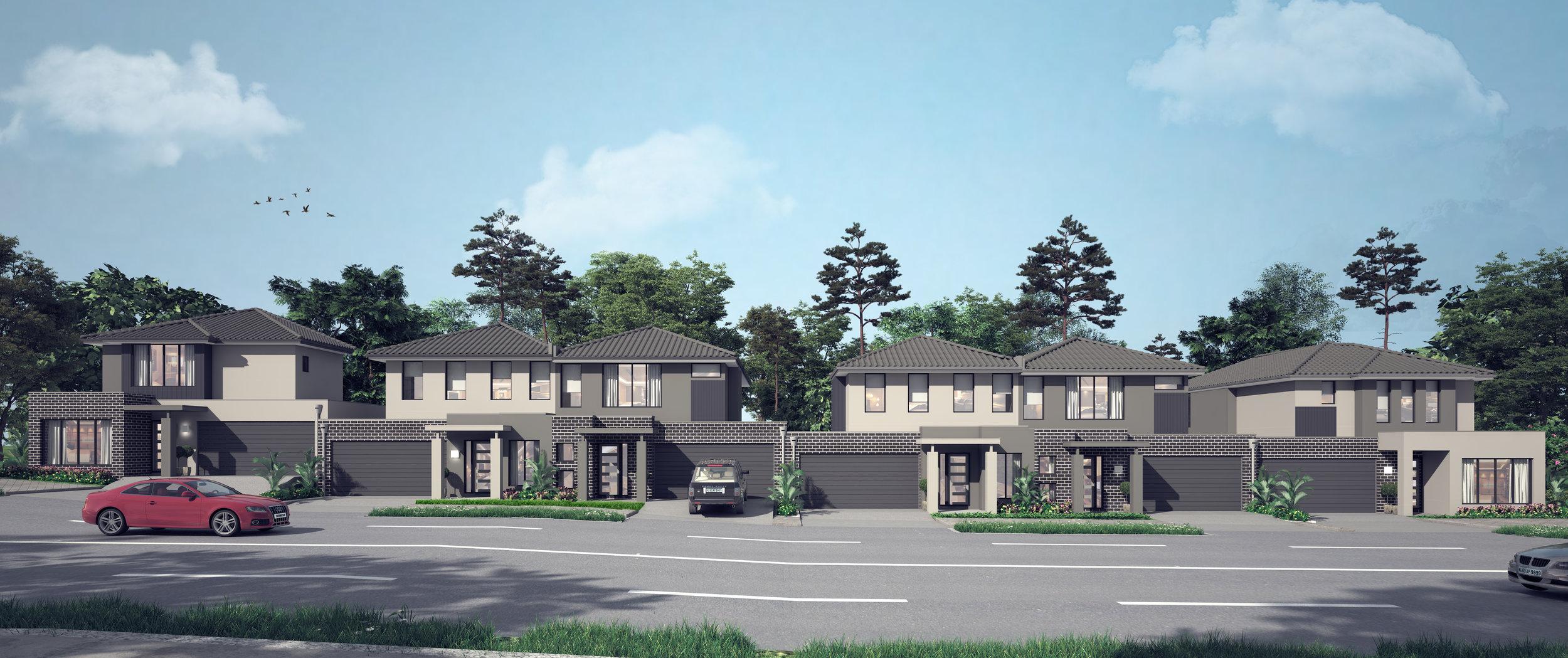 TOWNHOUSE - Lot 66