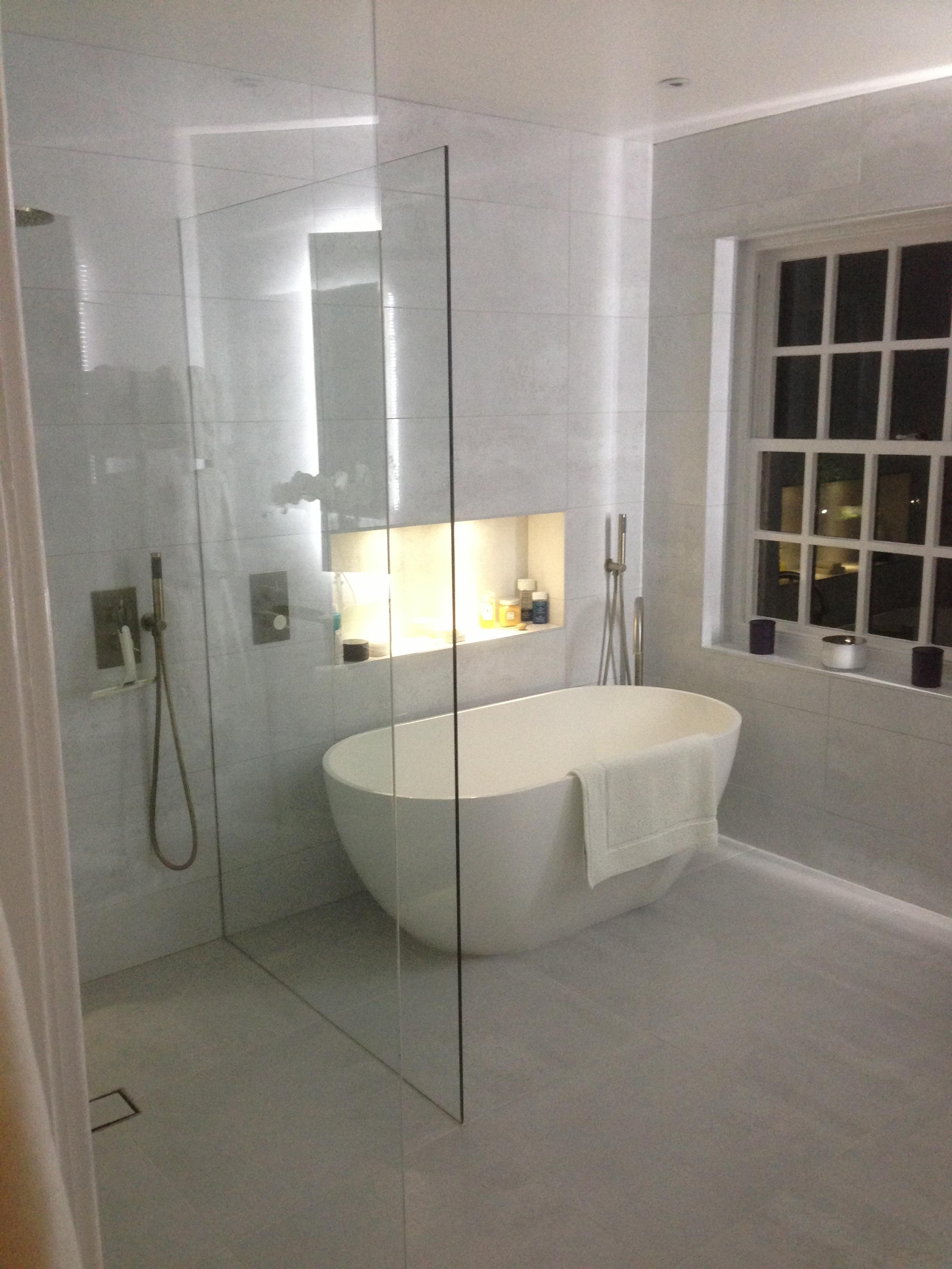 GLASS - Shower Screens & Enclosures