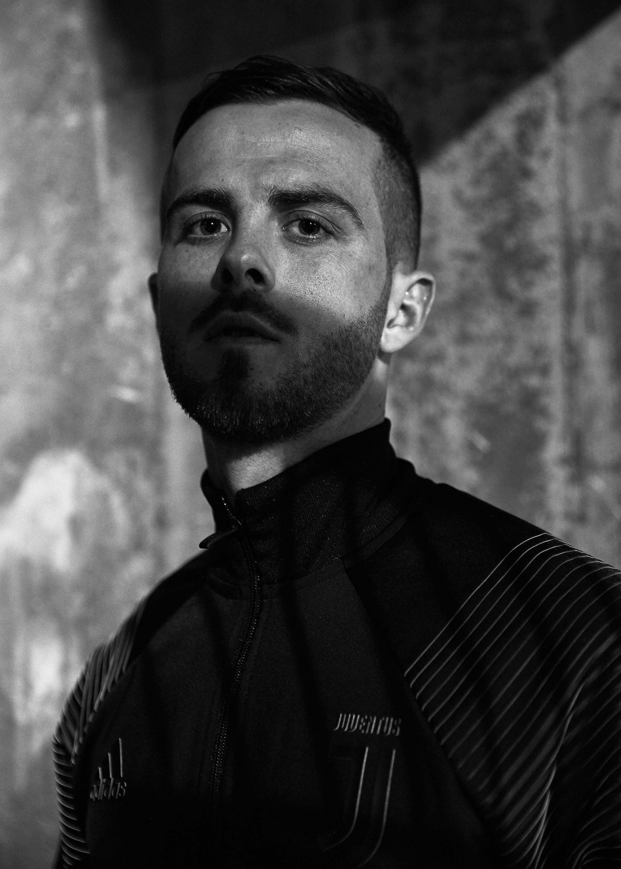 Miralem Pjanic for Adidas x Juventus