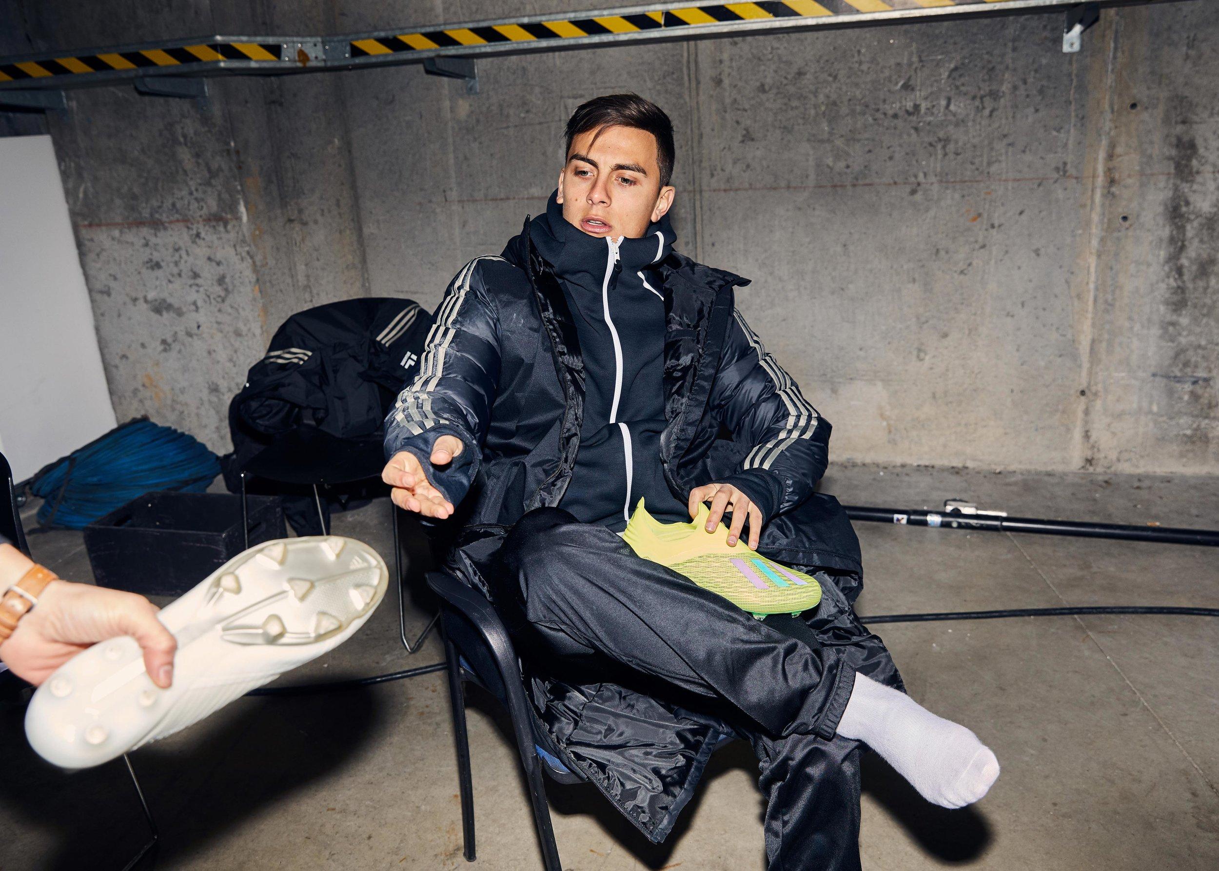 Paulo Dybala for Adidas x Juventus