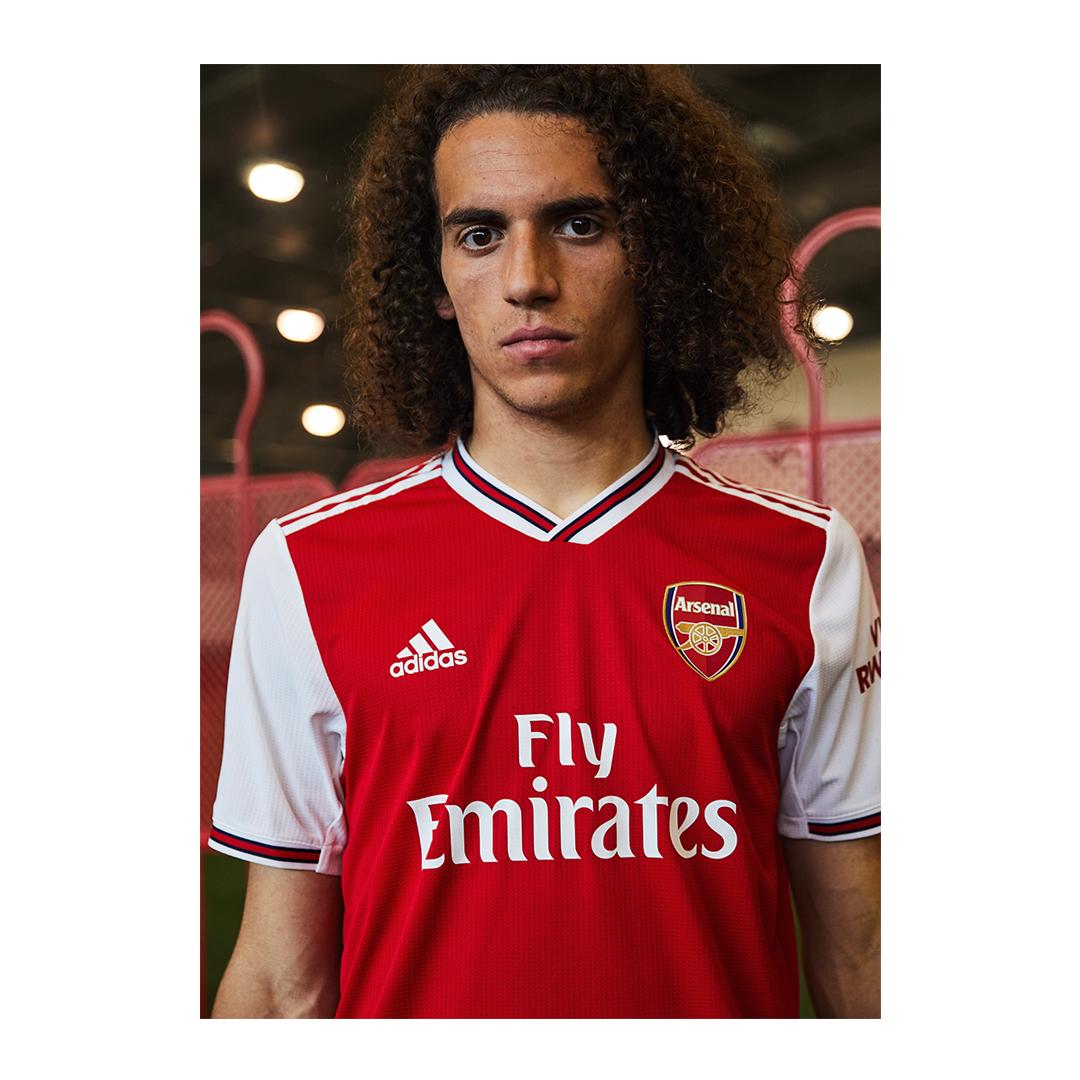 Matteo Guendouzi for Adidas Football x Arsenal