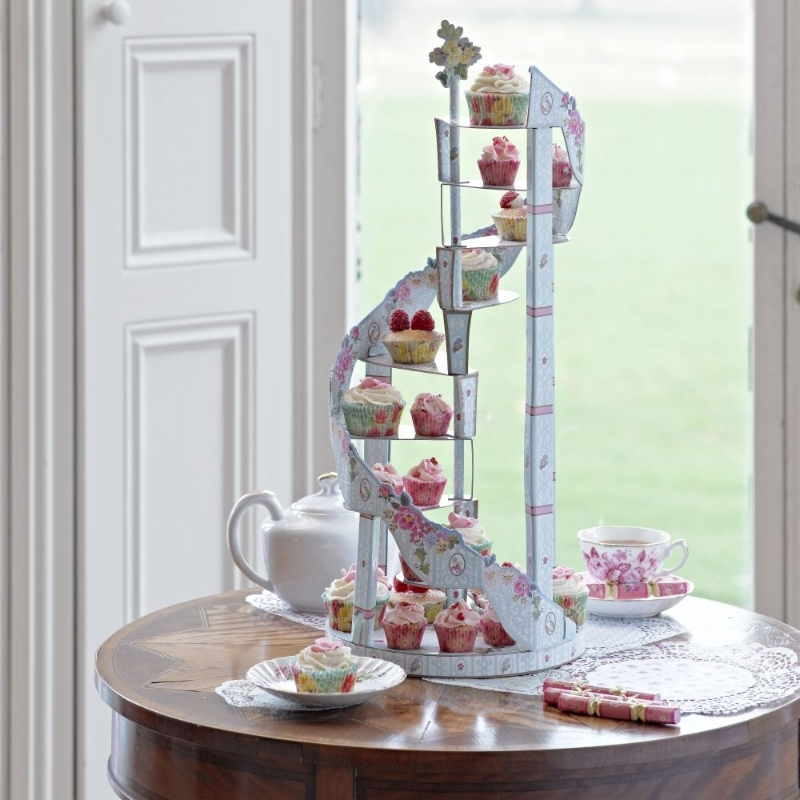 SHOP: Cupcake Stands - Our range of cupcake and cake stands for parties and events. Made from premium quality card - perfect for creating a unique display.