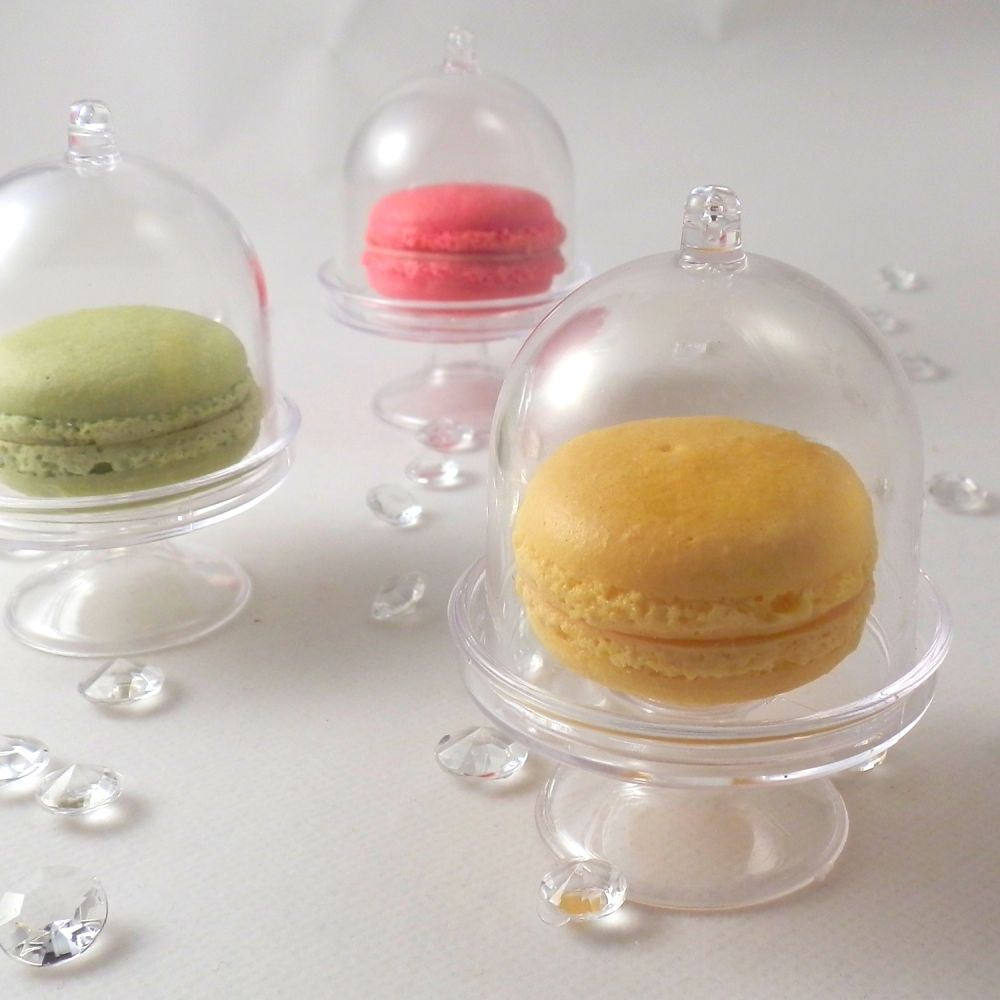 macaroon stands -
