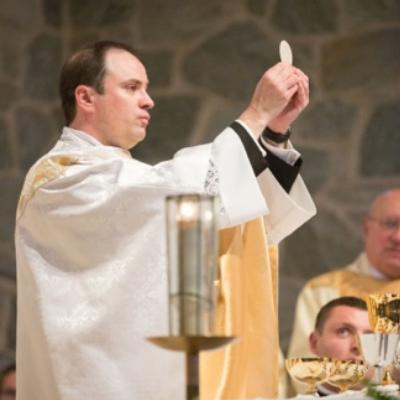 Father Brian Connolly