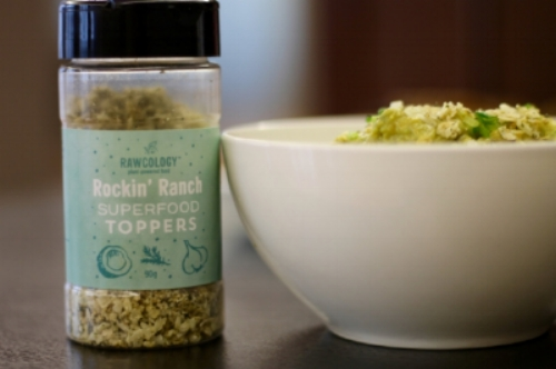 You can also use these toppers on salads, oatmeals, sandwiches, soups...