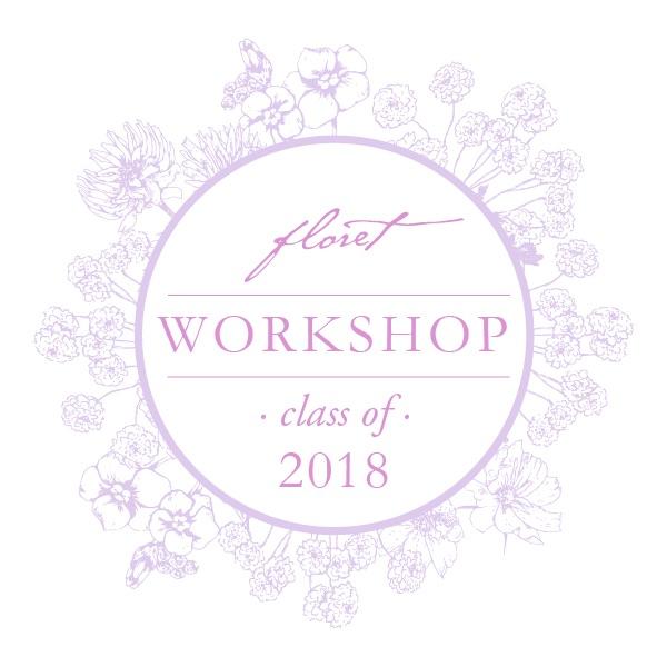 - Ik ben oud-student van de Flower Farm Business Course 2018 van Floret Flower.