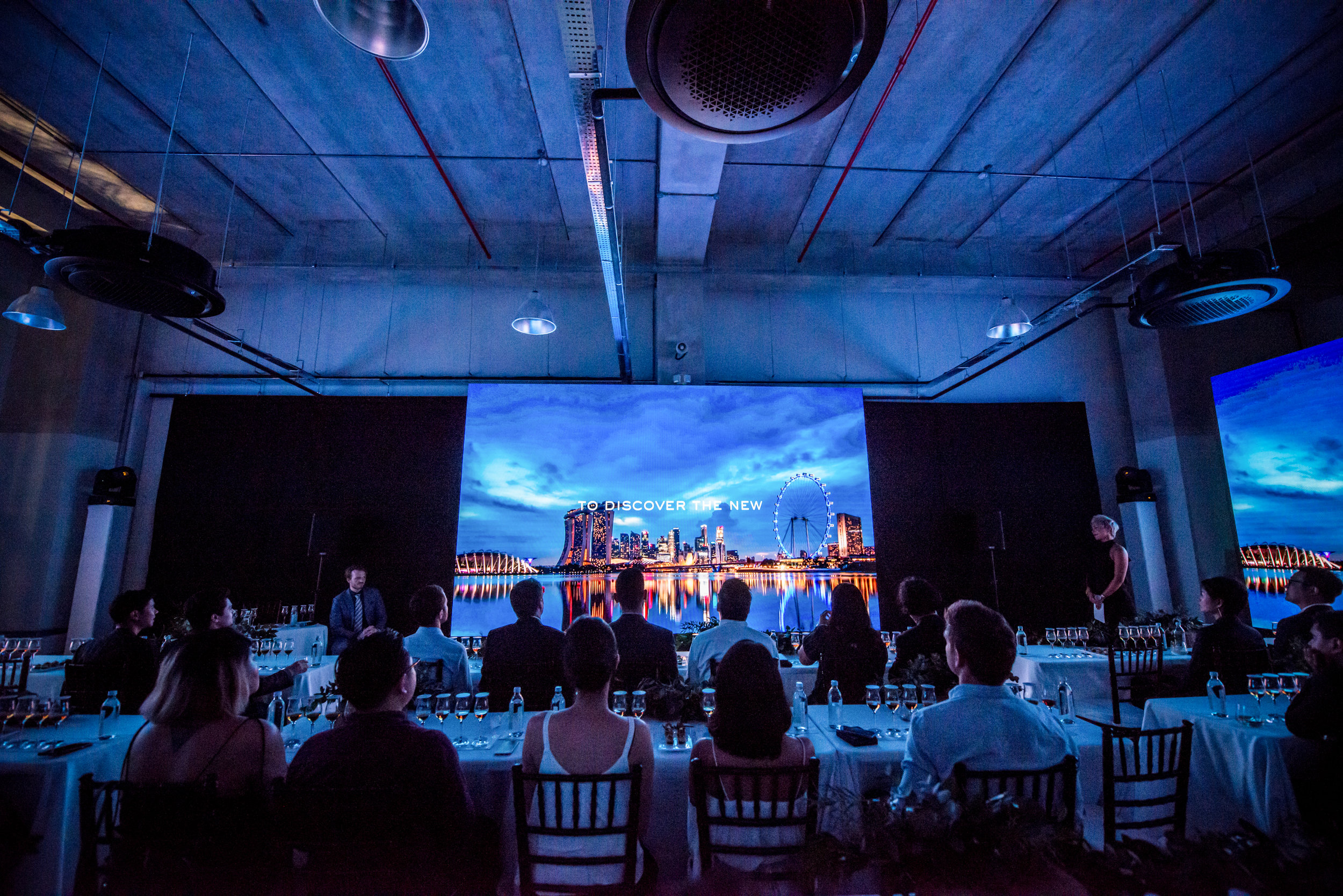 The Macallan Quest Collection Presentation