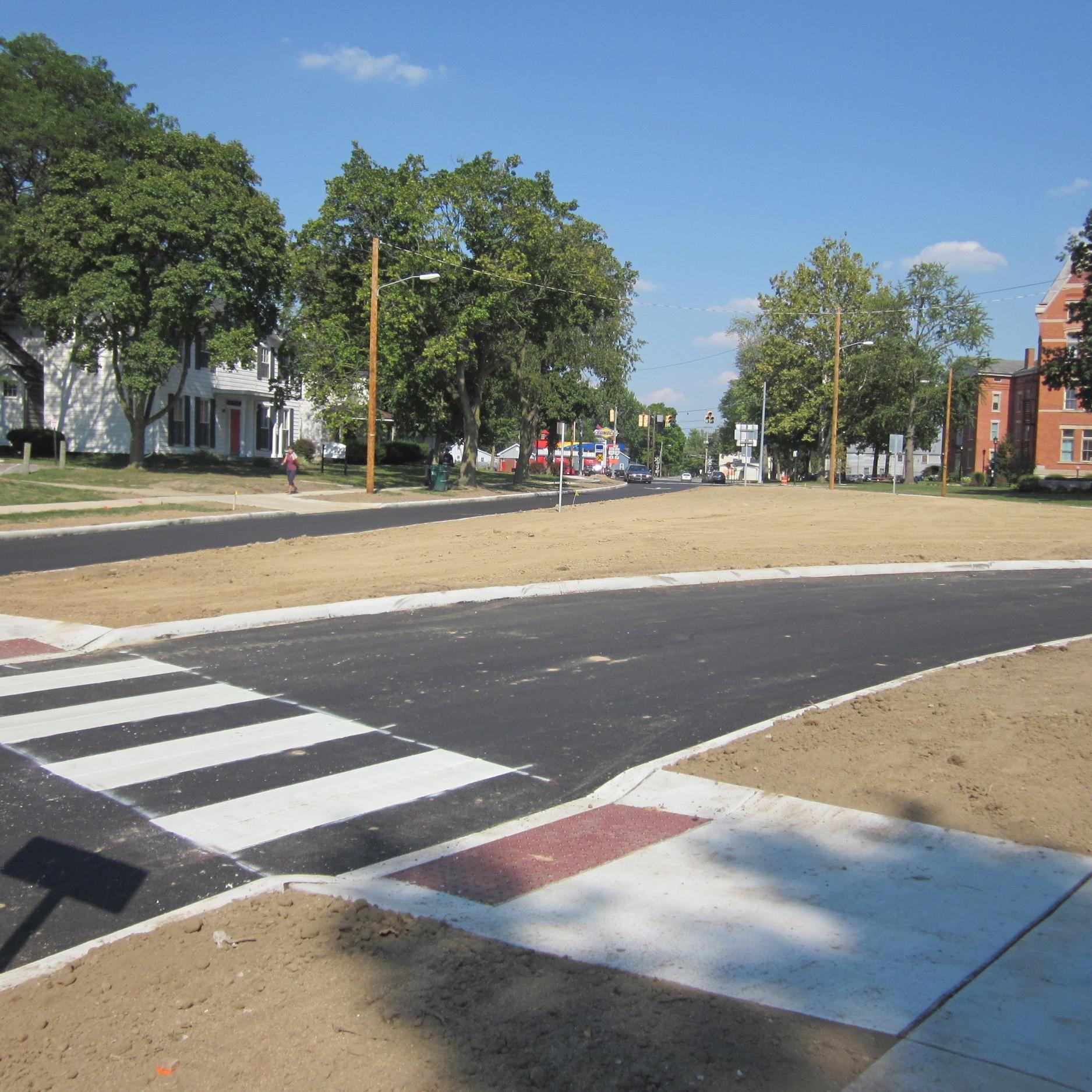 Greenfield Street Improvements -