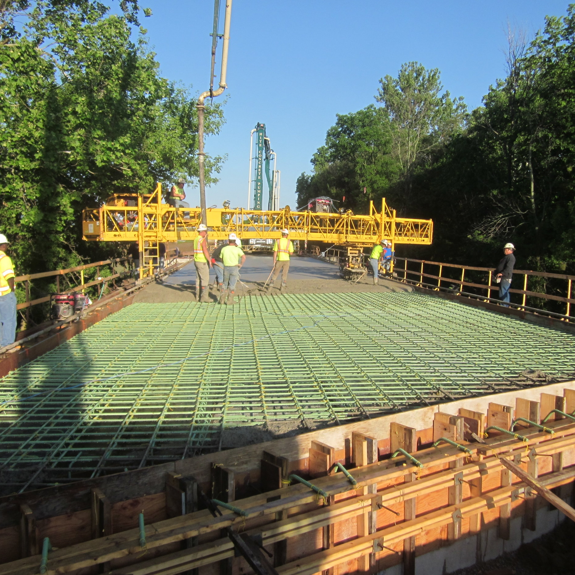 Sherman-Norwich Road Bridge Replacement -