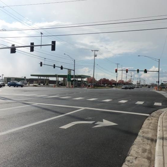 State Route 25   Eckel Junction Intersection Improvement -