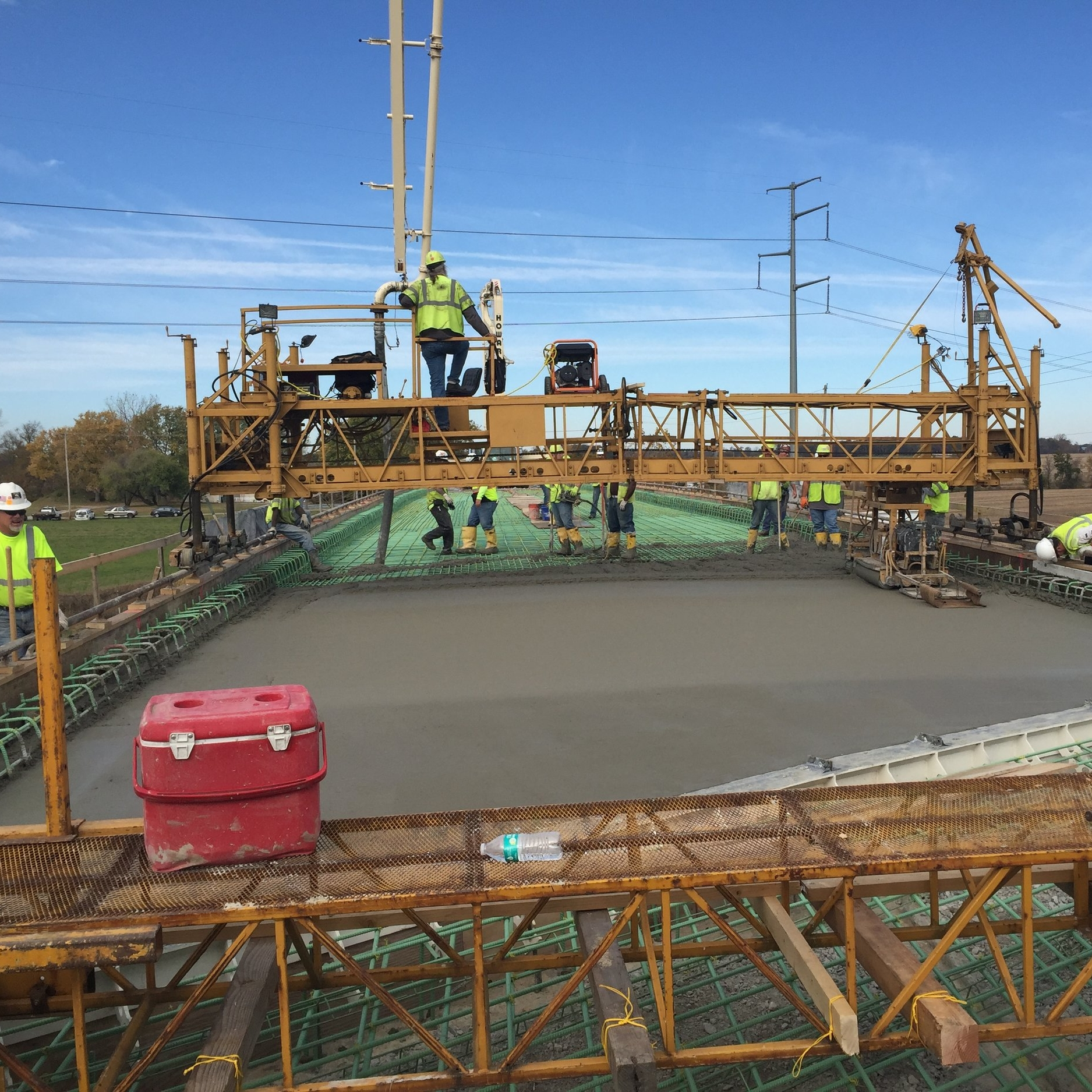 Bridge Deck Replacement and Rehabilitation -