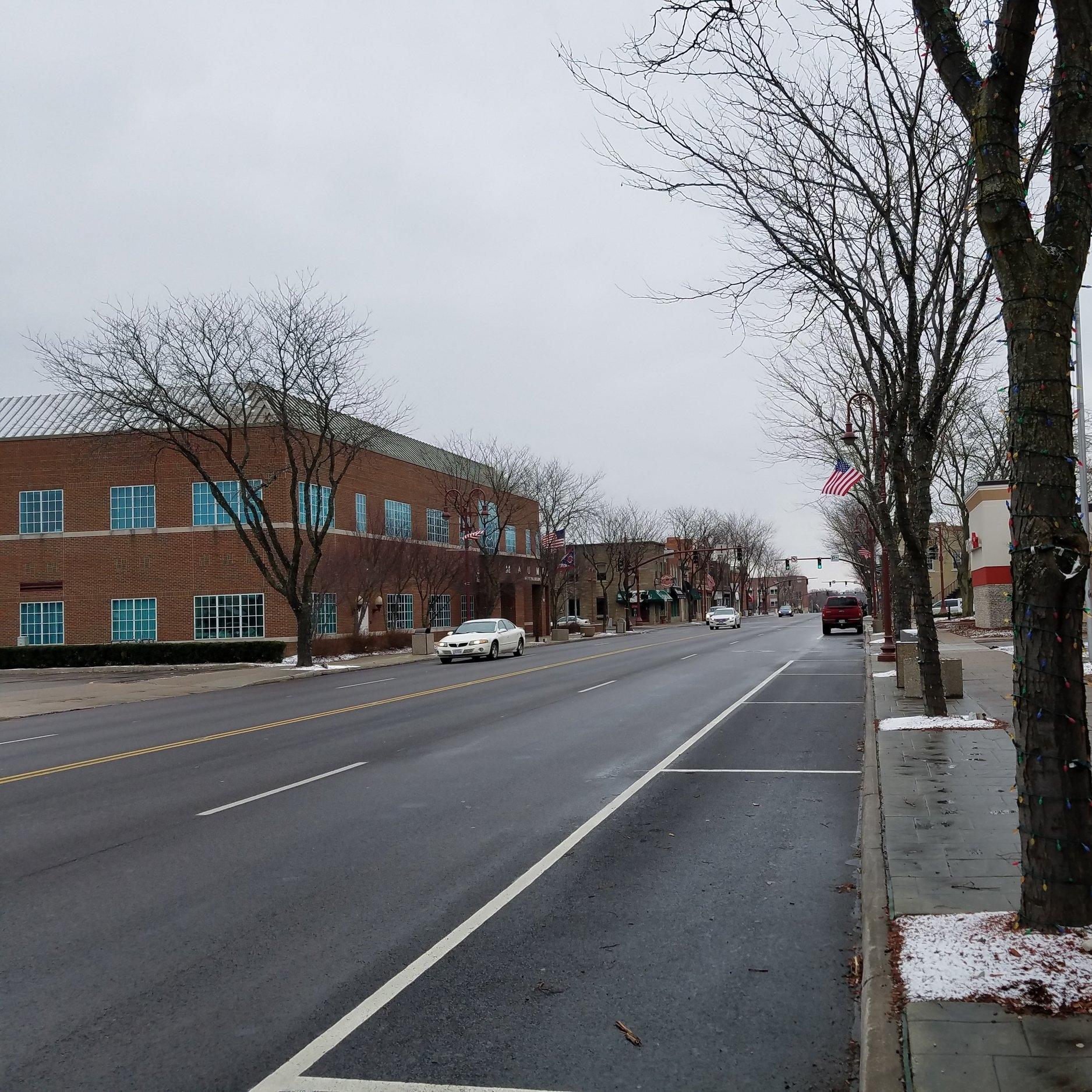 Conant Street Resurfacing -