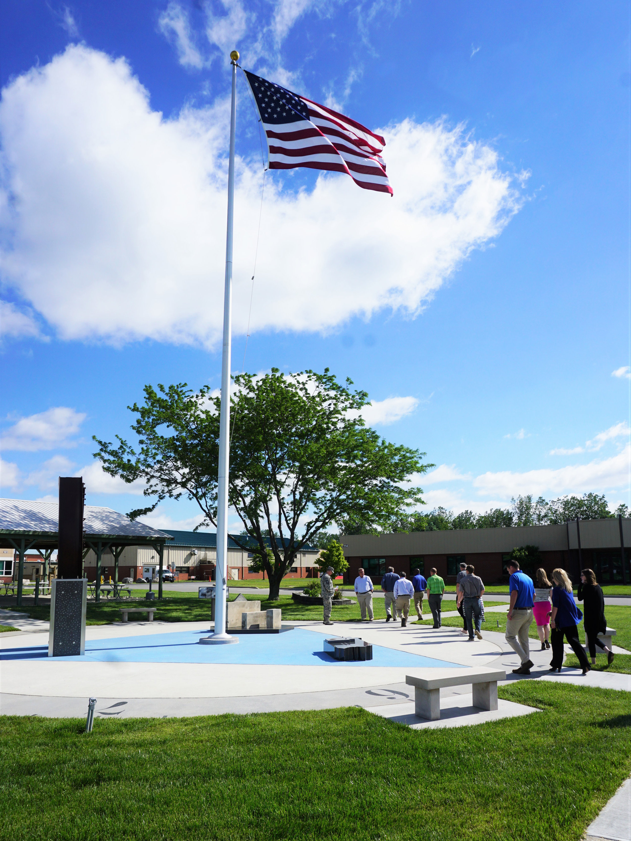 180th Fighter Wing 9/11 Memorial