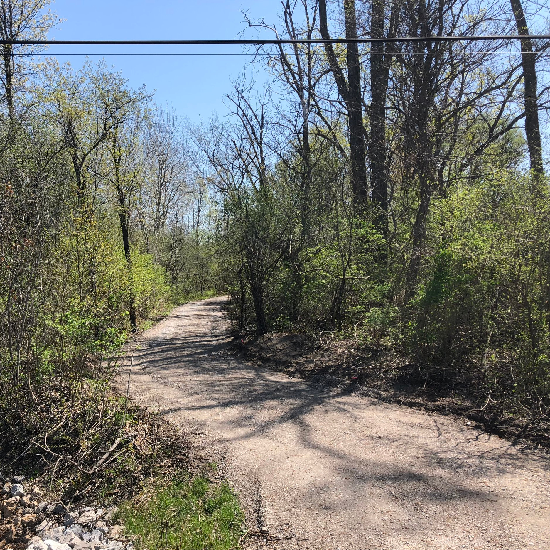 Oak Openings Corridor Trail (Phases 1 and 2) -