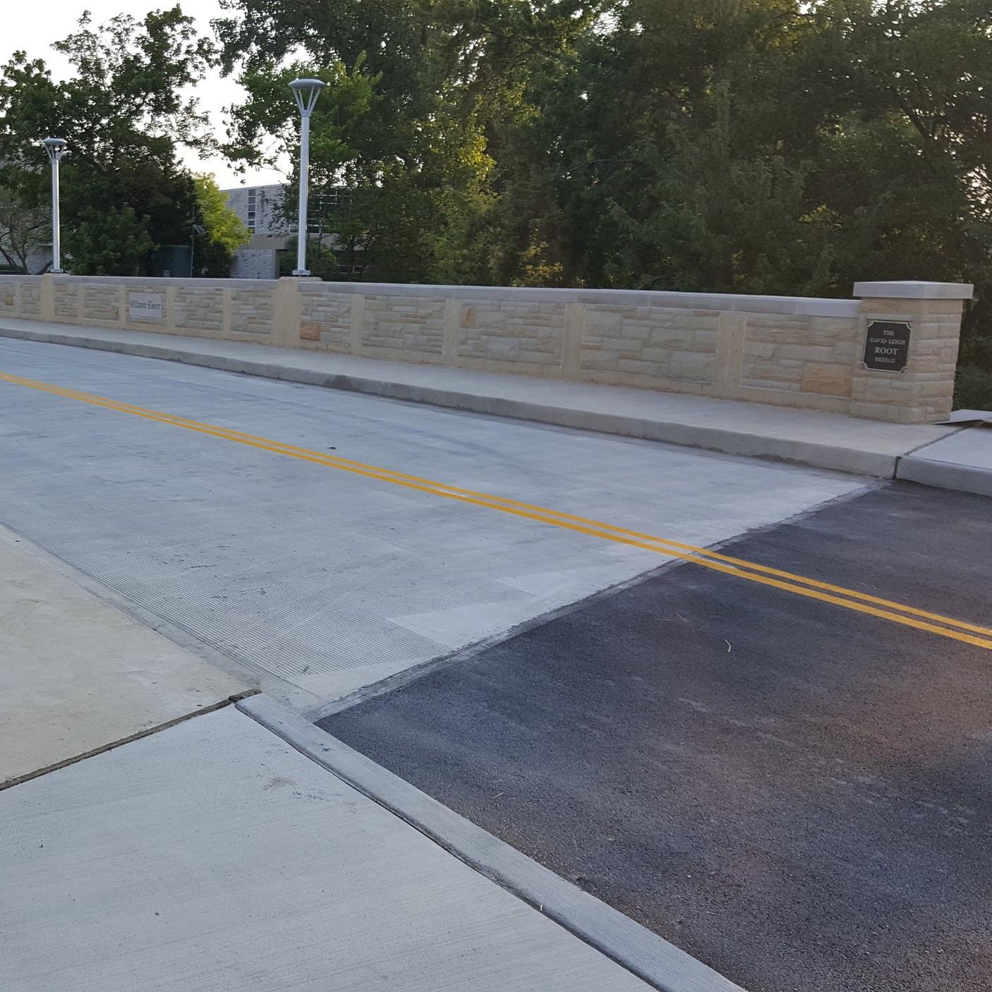 UT Root Bridge Replacement -